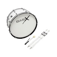 Basix Marching Tenor Drum 24x10""