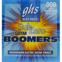 GHS CR-GBXL Extra Light Boomers Electrics 09-42