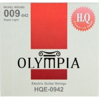OLYMPIA HQЕ-0942 Nickel Wound 09-42