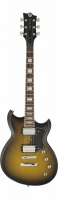 REVEREND Signature BOB BALCH Satin Tobacco Burst