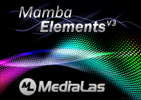 Medialas Mamba Elements