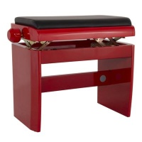 Dexibell Bench Red Polished