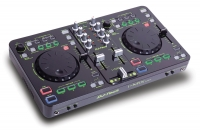 DJ-TECH IMIXMK2 USB/MIDI DJ CONTROLLER WITH AUDIO INTERFACE