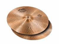 Paiste 0001064016 2002 Black Big Beat Hi Hat