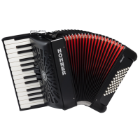 HOHNER The New Bravo II 48 A16521 black