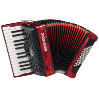 HOHNER The New Bravo II 48 (A16531) red