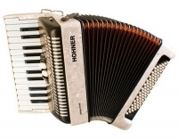 HOHNER A16951 The New Bravo II 60 white