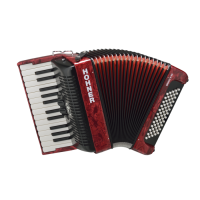 HOHNER A16971 The New Bravo II 60 red