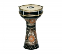 MEINL COPPER DARBUKA HAND-ENGRAVED HE-205