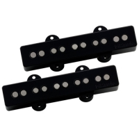 DiMarzio DP149BK Ultra Jazz Neck & Bridge (set)