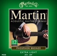 MARTIN M500 Traditional 92/8 Phosphor Bronze 10-47/10-27