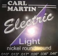 CARL MARTIN Electric (Hot Rock) ML Nickel 11-48
