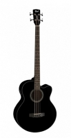 Cort SJB5F-BK Acoustic Bass Series