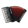 HOHNER The New Bravo III 80 Black A16421