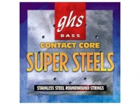 GHS 5M-CC 5-String Contact Core Super Steels Medium 45-129