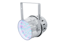 EUROLITE LED PAR-64 RGBA spot alu 10mm