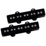DiMarzio DP549BK Ultra Jazz 5-String Neck & Bridge (set)