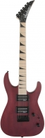 JACKSON JS22 DKAM RED STAIN