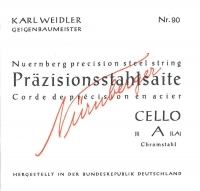 Nürnberger Strings For Cello Precision