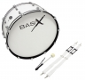 BASIX F893122 Marching Bass Drum