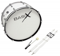 BASIX F893123 Marching Bass Drum