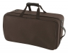 GEWA 708321 Double Trumpet Case Compact Brown