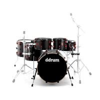 Ddrum HYBRID 5 PLAYER SatinBlack