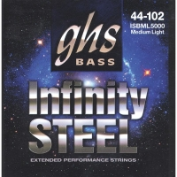 GHS ISBML5000 Infinity Steel Medium Light 44-102