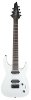 JACKSON JS Series Dinky JS32-7 Rosewood Fingerboard Snow White