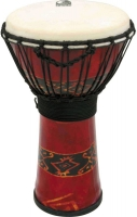 Toca SFDMX-10RP Djembe Freestyle Bali Red
