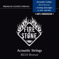 FIRE&STONE 80/20 Bronze 12-string Extra Light